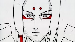 HOW TO DRAW KIMIMARO KAGUYA かぐや君麻呂