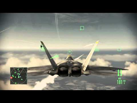 Ace Combat Assault Horizon :: (Mission 13) Aftermath :: (HD) :: Difficulty Elite