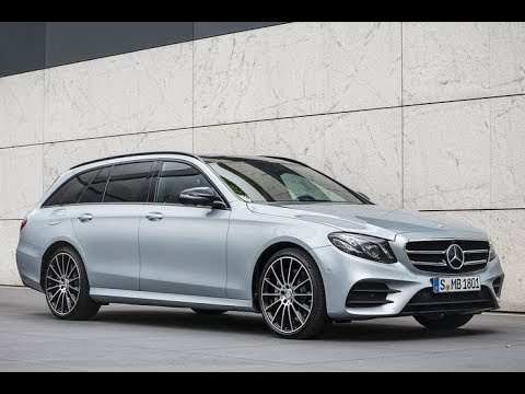 2017 mercedes e klasse t modell overview testdrive youtube. Black Bedroom Furniture Sets. Home Design Ideas