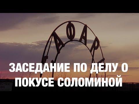 Заседание Белогорского суда о покусе Соломиной в сафари-парке Тайган / LIVE 12.03.20