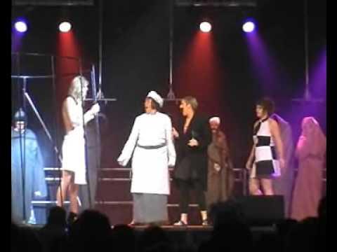 Joseph and the Amazing Technicolor Dreamcoat - Go go go Joseph