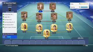 FIFA 19 Ultimate Team FUT SWAP DEALS SBC [DASCHNER]