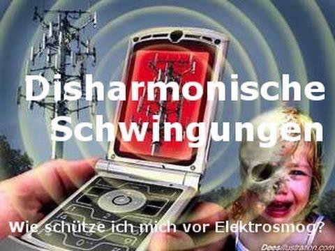 Disharmonische Schwingungen - Was tun gegen Elektrosmog?
