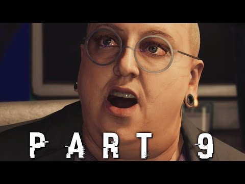 Watch Dogs 2 Walkthrough Gameplay Part 9 - HACKER WAR (PS4 PRO)