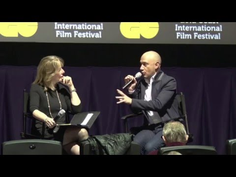 """Mafia and Red Tomatoes"" Q&A at the 2015 Gold Coast International Film Festival"