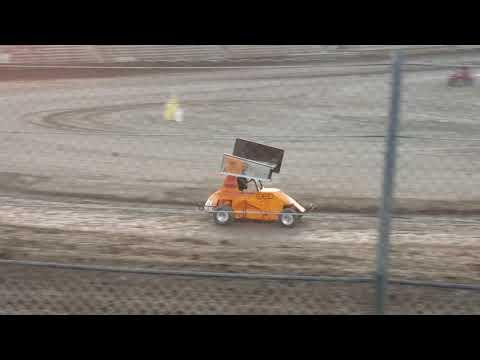 Lemoore Raceway 8/26/17 Heat Race