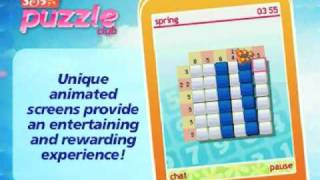365 Solitaire Club & Puzzle Club Mobile Game Video
