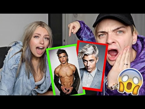 Thumbnail: GUESS HIS AGE CHALLENGE *IMPOSSIBLE* Ft. Corinna Kopf