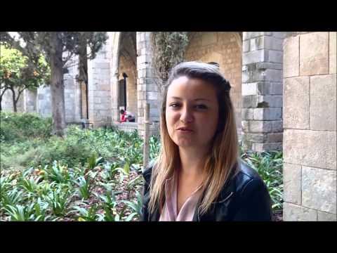 Le quartier du Raval: ShBarcelona city guide (English and Spanish subtitles)