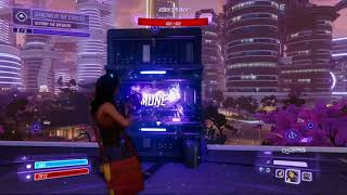 Agents of Mayhem - Dancing In The Streets: Investigate Video, Destroy Speakers, Crash Another Party