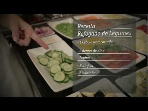 Refogado de Legumes!