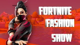 Fortnite fashion show!LIVE RIGHT NOW