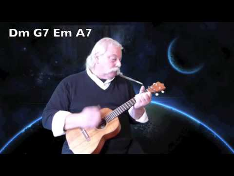 Fly Me To The Moon Fingerstyle Ukulele Instrumental With Chords