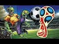 2018 FIFA World Cup Ruined by Zombies