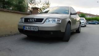 Audi A6 2001 Model 313 Bin KM | TEST
