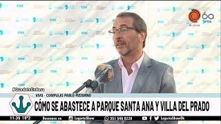 Cómo se abastece a Parque Santa Ana y Villa del Prado