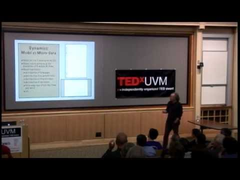 TEDxUVM 2011 - Rob Axtell - Modeling the Economy with 150 Million Agents