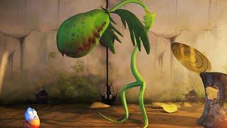 LARVA - 人間の植物 | 子供のための漫画|アニメーション | WildBrain