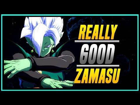 DBFZ ➤  Yamadataro Zamasu Looking Good [ DragonBall FighterZ ]