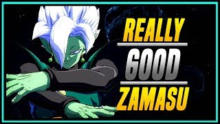 DBFZ ➤  Yamadataro Zamasu Looking Good [ DragonBall FighterZ ]