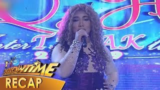 It's Showtime Recap: Contestants in their wittiest and trending intros - Week 1