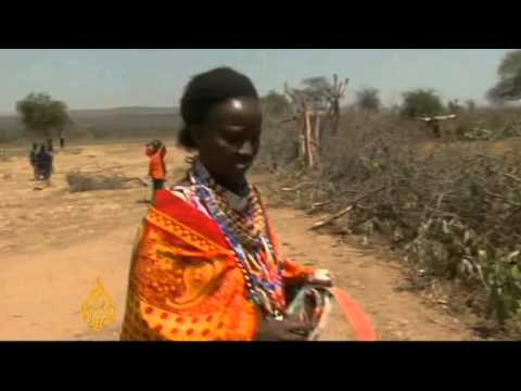 Maasai women's quest for an education