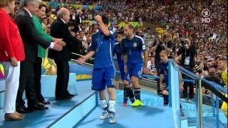 World Cup Final 2014 (2.Halbzeit d.Verlängerung)