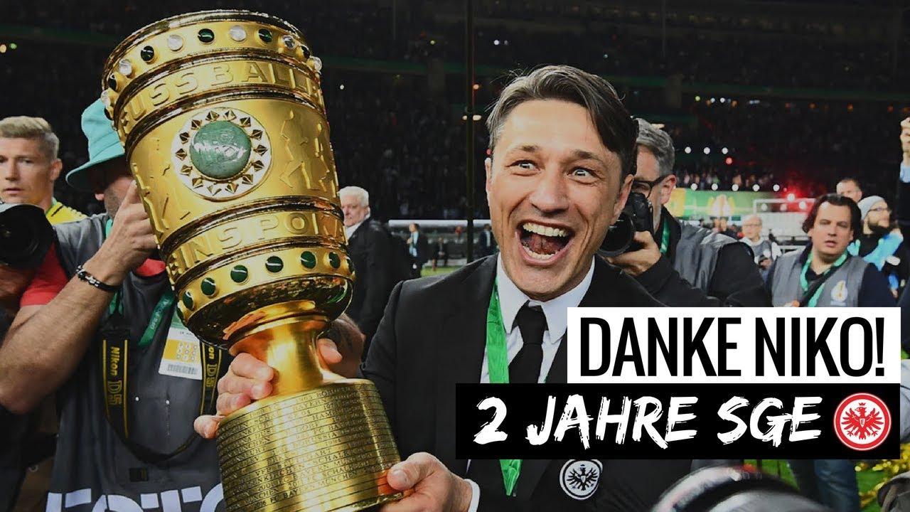 Niko Kovac Eintracht Frankfurt
