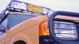 G-Drive заправил тест-драйв Jaguar Land Rover