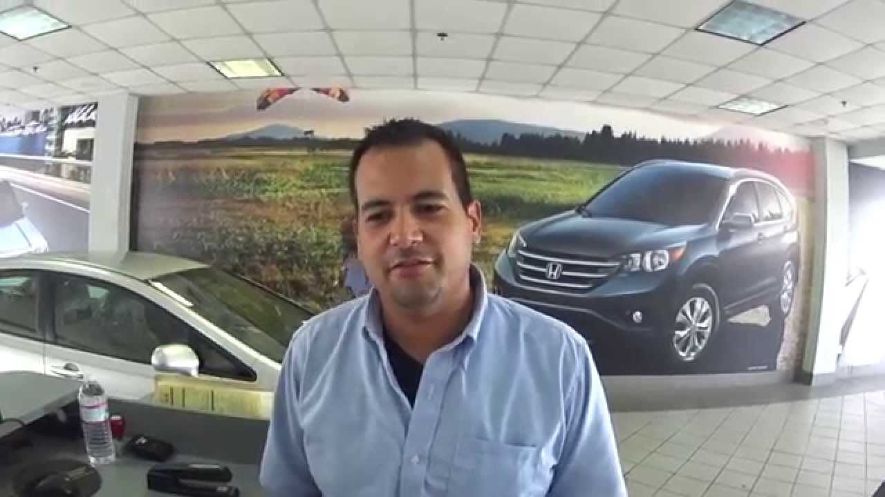 Jason Leon Service Advisor At Ed Voyles Honda