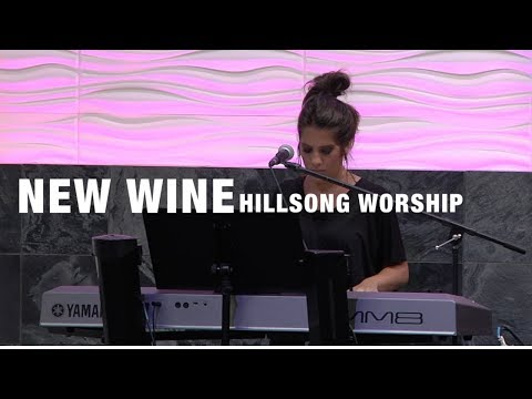 NEW WINE - HILLSONG WORSHIP - Cover by Jennifer Lang