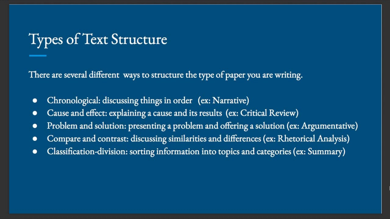 What are the five essential components of academic essay writing?