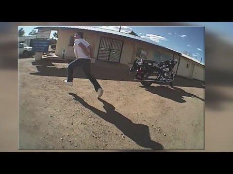 Man finds woman's iPhone, demands money then runs from Santa Fe deputies