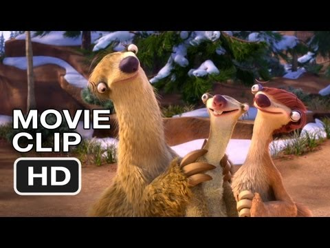 Ice Age: Continental Drift CLIP - Family Reunion (2012) Animated Movie HD