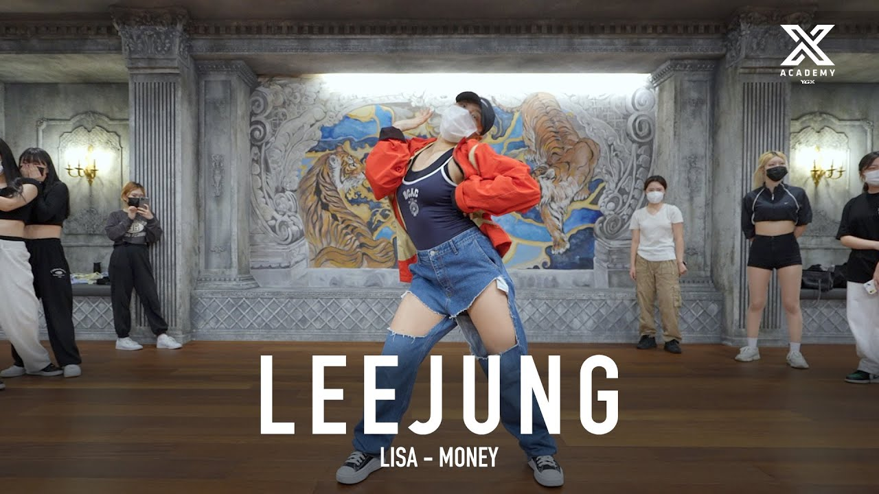 Download LEEJUNG LEE X Y CLASS CHOREOGRAPHY VIDEO / LISA - MONEY