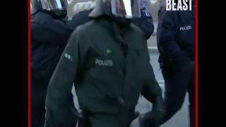 Chaos In Hamburg