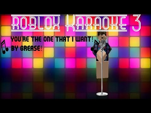Roblox Karaoke #3