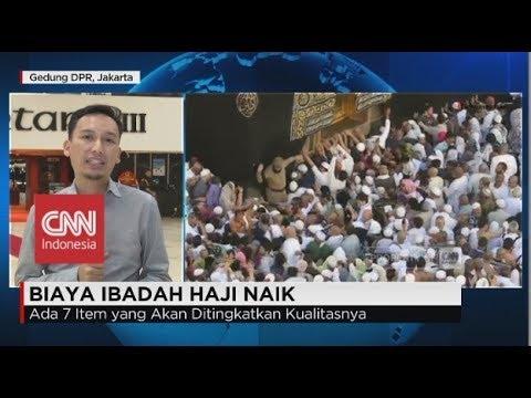Inilah Biaya Penyelenggaraan Ibadah Haji yang Baru.