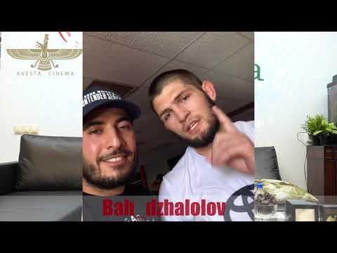 Новое интервью о Хабибе и о перспективе развития ММА  в Таджикистане