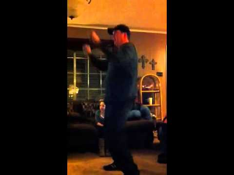 Doug baker dancing