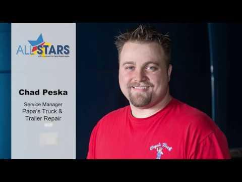 Chad Peska    Transportation Logistics
