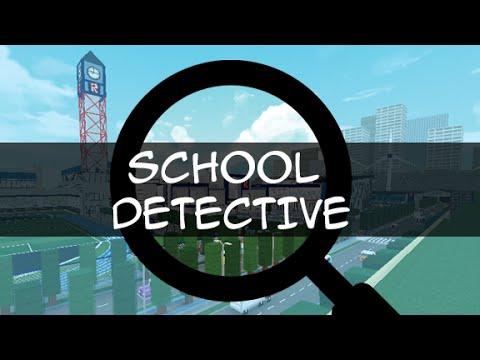 ROBLOX   School Detective LagTest