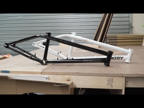 Learn more about the 2017 Prody frame here: http://colonybmx.com.au/products/2017-prody-frame/ Thanks for watching, make sure you subscribe: ...