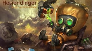 Heimerdinger | Jungle guide