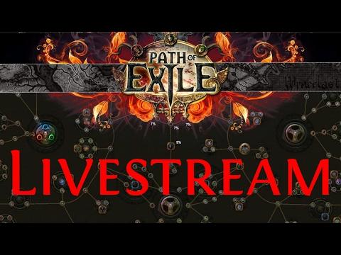 Path of Exile   Spaß mit neuem Charakter #1   Scion   Deutsch