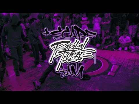 BBoy Finals | Radikal Forze Jam 2017 Singapore Qualifier | RPProductions