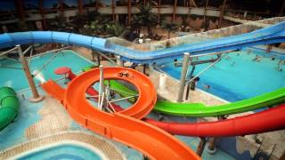 Аквапарк Piterland(Большое количество аттракционов всех видов сложности и экстремальности: 5 горок, большой волновой бассейн,..., 2013-09-11T09:05:57.000Z)