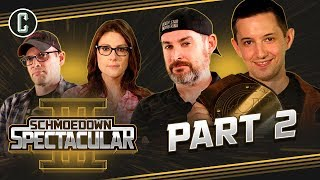 Schmoedown Spectacular III - Part 2: Damon VS Napzok, Wolfe VS Murrell