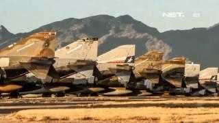 NET17 - Boneyard Pemakaman Khusus Pesawat Tempur Usang