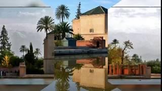السياحة بالمغرب -المناظر الطبيعية والآثار التاريخية Tourism in Morocco - landscapes and historical m